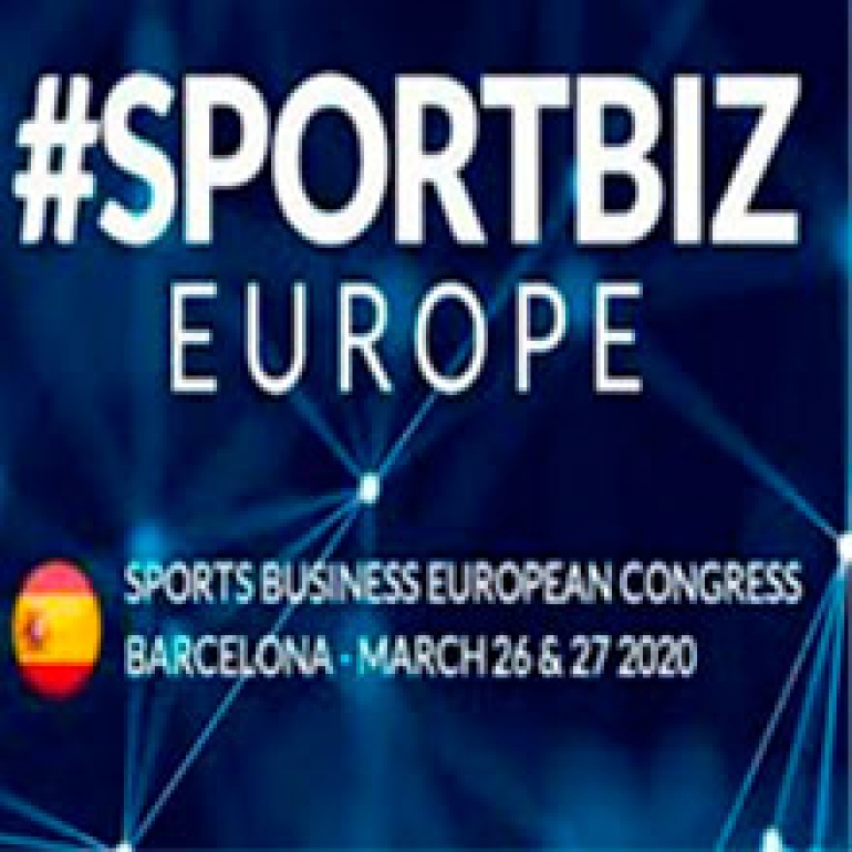 Congreso Europeo de Sports Business #SPORTBIZEUROPE (Barcelona)
