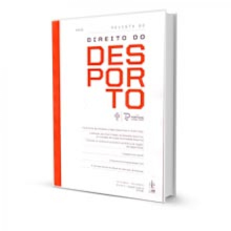 Revista de Direito do Desporto (núm. 6)