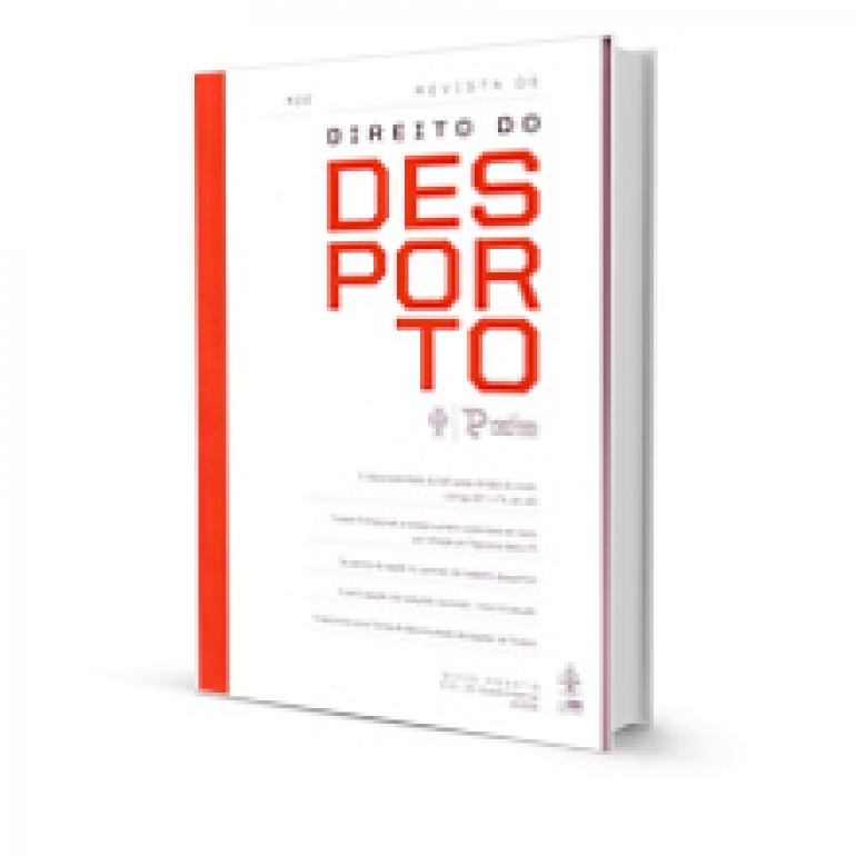 Número 2 de la Revista de Direito do Desporto
