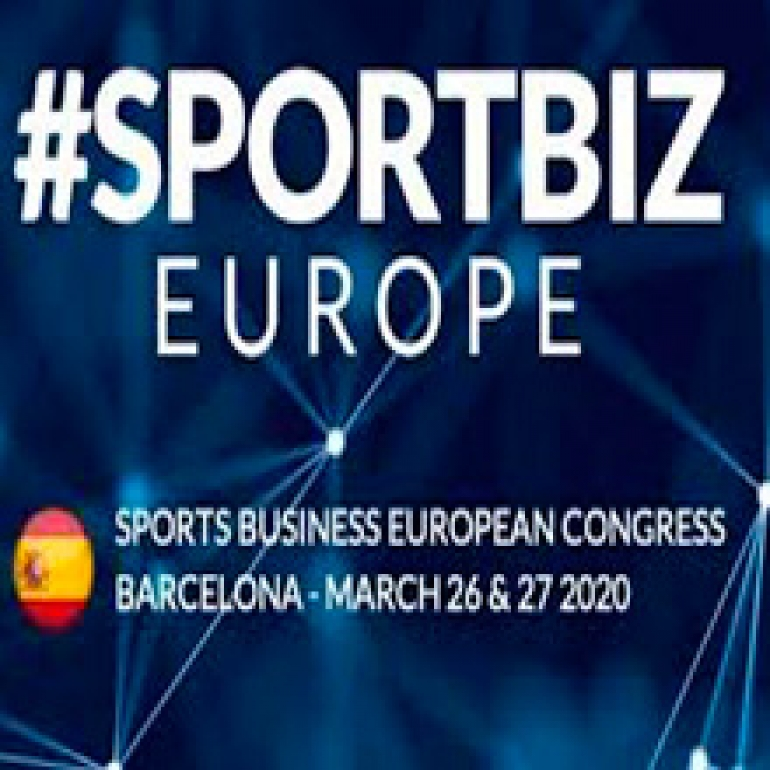 Congreso Europeo de Sports Business #SPORTBIZEUROPE (Barcelona) APLAZADO