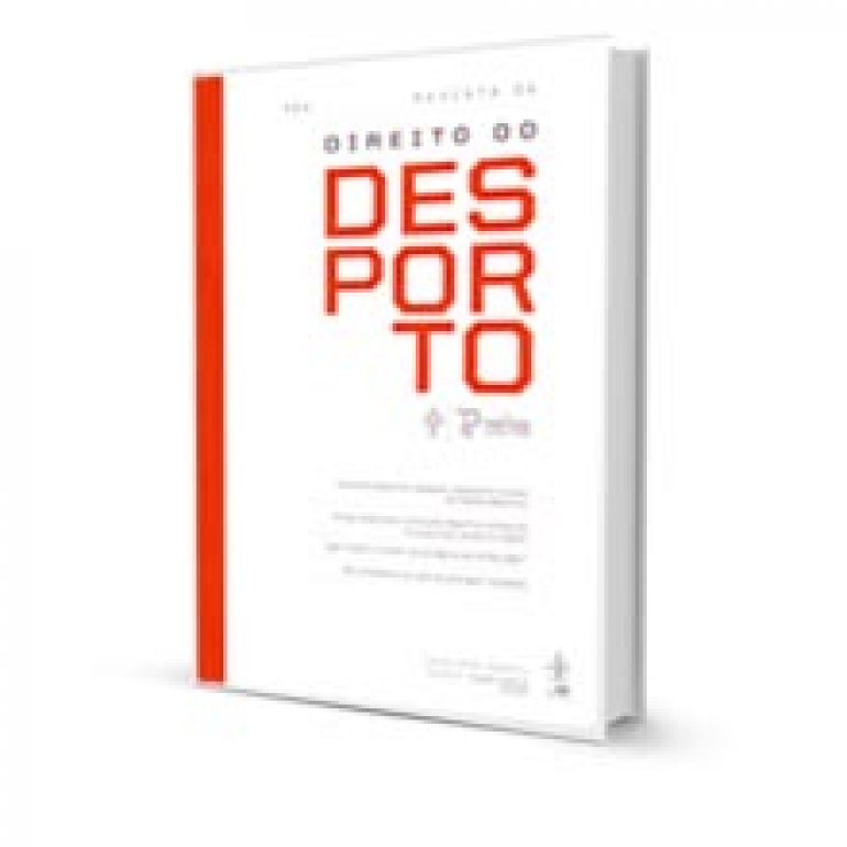 Número 3 de la Revista do Direito do Desporto